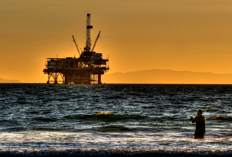 The Trump Administration's recent reversals of Obama-era restrictions on offshore oil and gas leasing have raised questions of executive authority (Photo: arbyreed/Flckr)i
