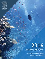 2016 ELI Annual Report