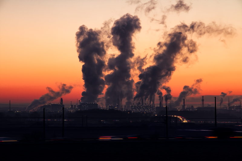 The social cost of carbon quantifies the economic impact of greenhouse gas emissions.