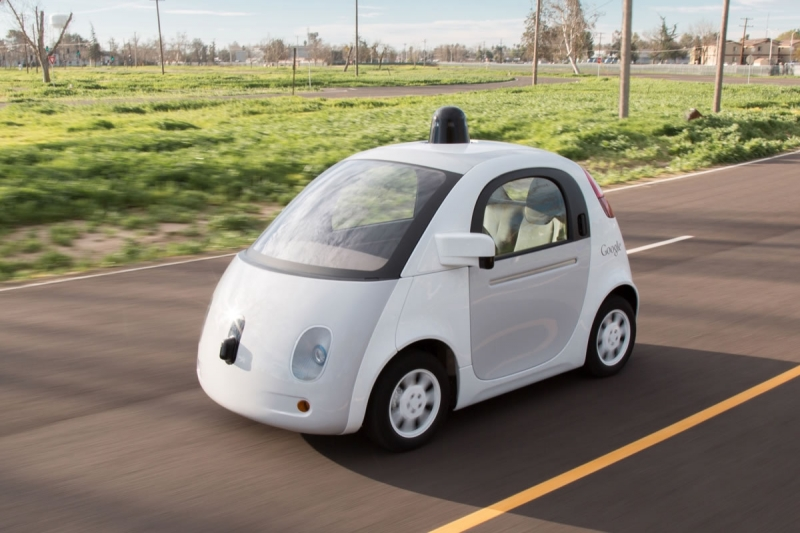 Google has begun to use artificial intelligence in prototypes for self-driving cars. (Photo: Marc van der Chijs)