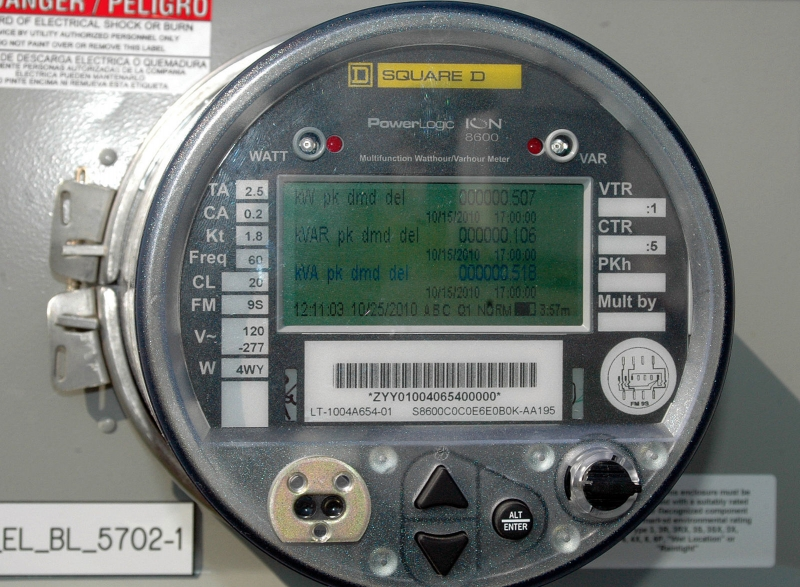 Smart meters can bring many advantages to utilities and consumers, yet community acceptance will be key to their success (photo: US Navy).