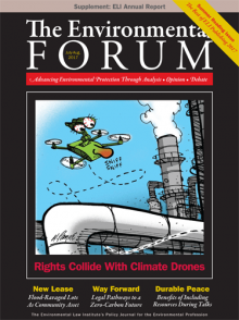 The Environmental Forum July August 2017 Issue