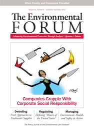 The Environmental Forum