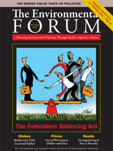 The Environmental Forum May-June 2020 issue