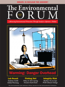 The Environmental Forum January-February 2020 Issue