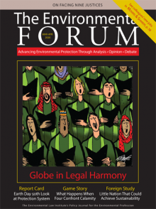 The Environmental Forum March-April 2020 Issue