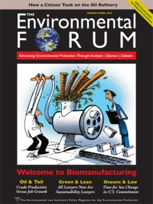 The Environmental Forum March-April 2021 Issue