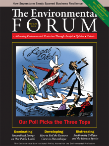 The Environmental Forum May/June 2019
