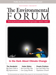 The Environmental Forum March-April 2017 Issue
