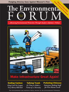 The Environmental Forum September-October 2018