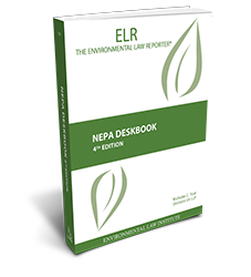 NEPA Deskbook, 4th Edition