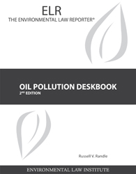 Oil Pollution Deskbook, Second Edition