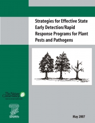 Strategies for Effective State Early Detection/Rapid Response Programs for Plant
