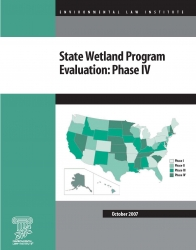 State Wetland Program Evaluation: Phase IV