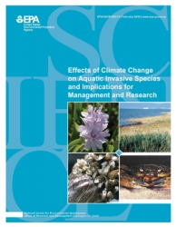 Effects of Climate Change on Aquatic Invasive Species and Implications for Manag