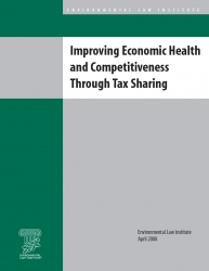 Improving Economic Health and Competitiveness Through Tax Sharing