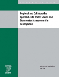 Regional and Collaborative Approaches to Water, Sewer, and Stormwater Management