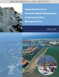 Expanding the Use of Ecosystem-Based Management in the Coastal Zone Management A