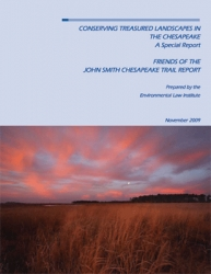 Conserving Treasured Landscapes in the Chesapeake: A Special Report