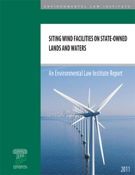 Siting Wind Facilities on State-Owned Lands and Waters