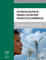 State Enabling Legislation for Commercial-Scale Wind Power Siting and the Local