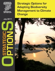 Strategic Options for Adapting Biodiversity Management to Climate Change