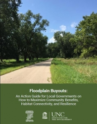 Floodplain Buyouts: An Action Guide for Local Governments (Cover)