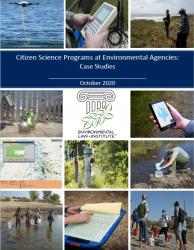 Citizen Science Programs at Environmental Agencies: Case Studies