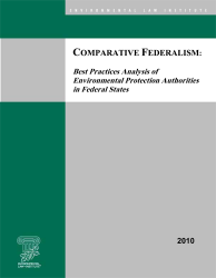 Comparative Federalism: Best Practices Analysis of Environmental Protection Auth