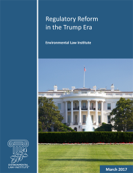 Regulatory Reform in the Trump Era