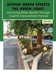 Giving Green Streets the Green Light: Improving Water Quality Through Capital Im