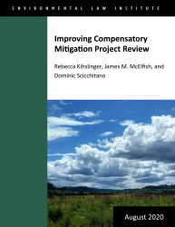 Improving Compensatory Mitigation Project Review