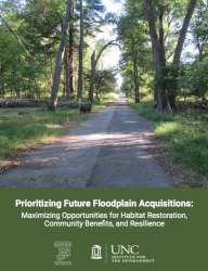 Prioritizing Future Floodplain Acquisitions (Cover)