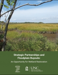 Strategic Partnerships and Floodplain Buyouts - Report Cover