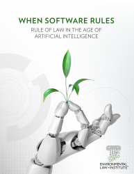 When Software Rules: Rule of Law in the Age of Artificial Intellegence