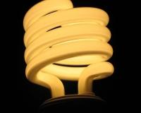 Illuminated fluorescent bulb, Jdorwin