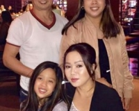 Danny Le and family
