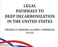Legal Pathways to Deep Decarbonization in the United States cover