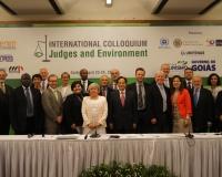 International Colloquium: Judges and Environment