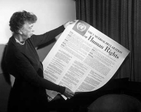 Eleanor Roosevelt and the U.N. Declaration on Human Rights