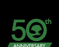 ELI 50th anniversary logo