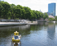 EPA's Real-Time Water Quality Monitoring Buoy (U.S. EPA)