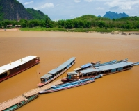 The Mekong River flows through 6 countries, creating significant transboundary E