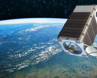 The Environmental Defense Fund's MethaneSAT Satellite (Photo: EDF)