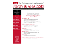 ELR News & Analysis August Cover