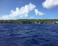 Niue's Avatele Bay