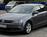 The Volkswagen Jetta TDI was one model using defeat devices to sidestep emission