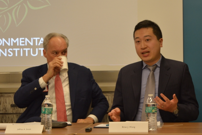 Brian J. Wong offers his remarks on the Coleman article